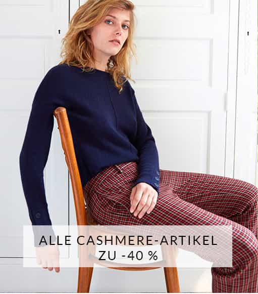 Cashmere -40 %