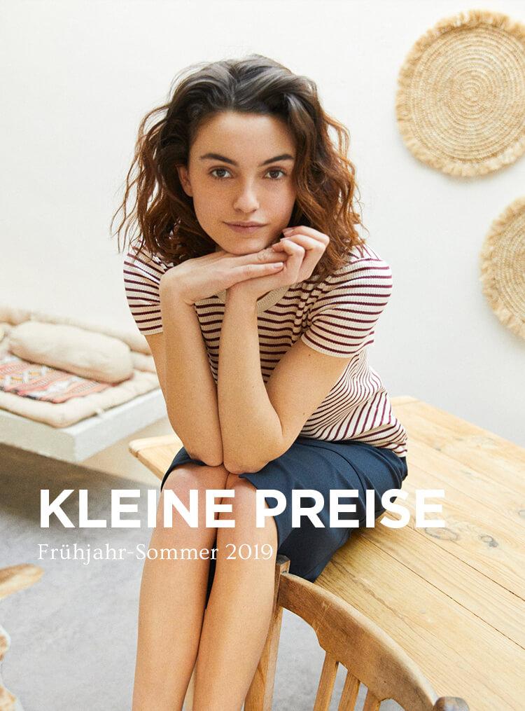 Kleine Preise - Frühjahr-Sommer 2019