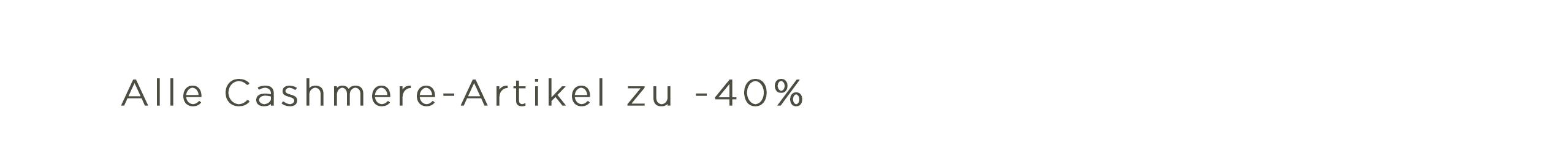Cachemire à -40%