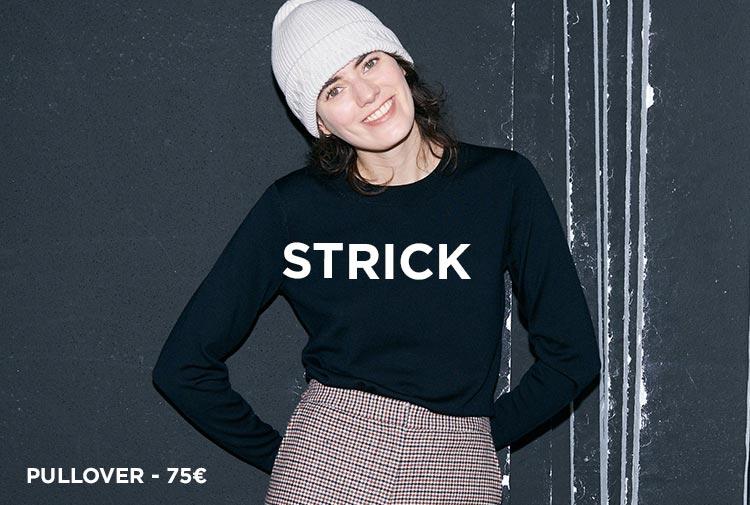 Strick - Desktop