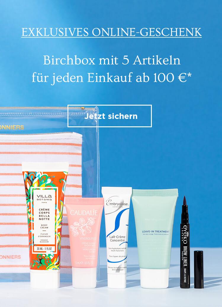 Birchbox x Comptoir des Cotonniers