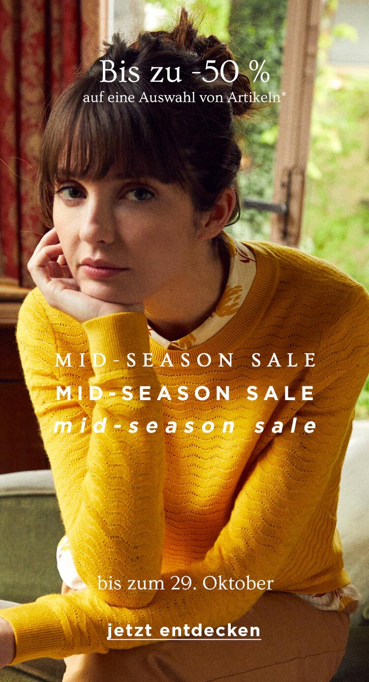 Mid-Season Sale 2019