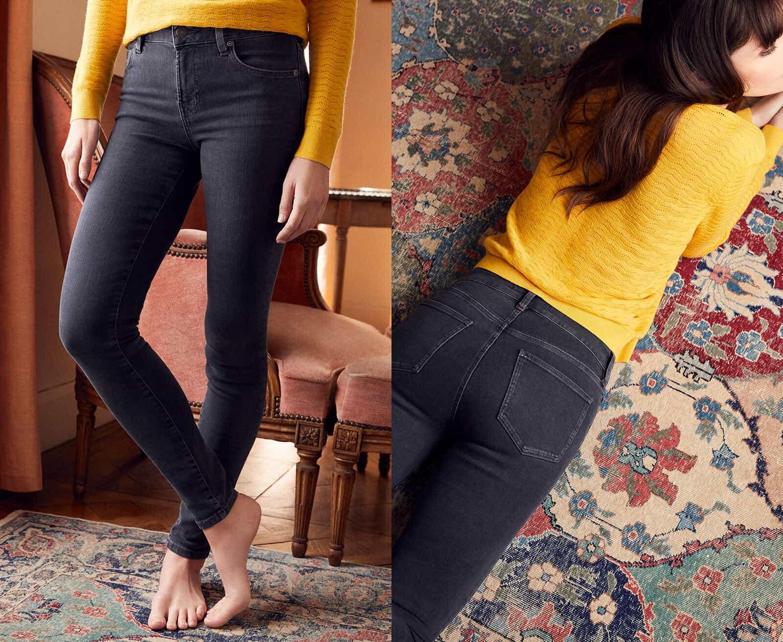 Jeans Skinny femme Comptoir des Cotonniers