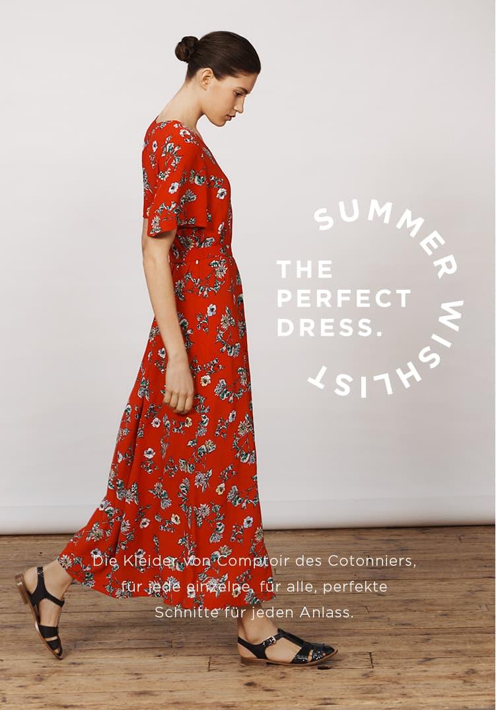 Summer wishlist - Kleider