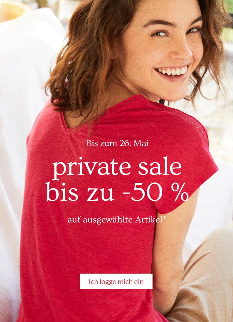 Private sale  Comptoir des Cotonniers