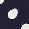 Gerade geschnittene Bluse Dots maritime blue Lerheu