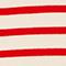 MADDY - Wollpullover im Marinelook Stripes fiery red gardenia Liselle