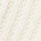 Rippstrick-Pullover Off white Josue