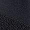 Nahtloser Strick mit kurzen Ärmeln Noir Gemilio