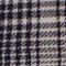 Bluse mit offenem Kragen aus Baumwolle Off white/navy Itricia