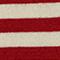 Pullover aus Baumwolle und Leinen Stripes ketchup buttercream Licula
