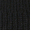 Halbfingerhandschuhe aus Kaschmir Black beauty Poitou
