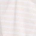 T-Shirt aus Baumwolle Stripes primrose pink optical white Lana