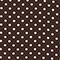 Langärmeliges, maskulines Seidenhemd Little pois coffee bean Morigesa