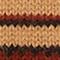 Jacquard-Pullover mit Rundhalsausschnitt aus Alpaka-Wolle Jacquard taupe black brandybrown Marolette