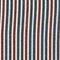 Baumwollbluse mit gerüschtem Stehkragen Stripes3 scarab Marcenarai