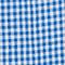 Baumwollkleid Vichy princess blue gardenia Lunel