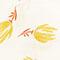 Gemustertes Tuch Tulip buttercream Julip