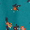 Bluse mit Mao-Kragen Bouquet mediteranea Jiplui
