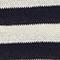 Pullover aus Baumwolle und Leinen Stripes maritime blue buttercream Licula