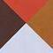 Quadratisches Seidentuch Blue heron Nassana
