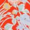 Oberteil mit V-Ausschnitt und Blumenmuster Ete red small Nabrief