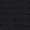Woll-Cardigan aus Zierstrick 100% Merinowolle Noir Jemuel