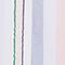 Langes Baumwollkleid Stripes multico Lallure