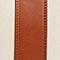 Tasche mit Klappe aus Stoff und Leder Gardenia camel Lettre