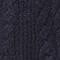 Pullover mit Zopfmuster Dark navy Jop