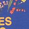 T-Shirt aus Baumwolle mit kurzen Ärmeln Royal blue Marcelin